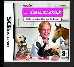 Mijn Dierenpraktijk DS cover (AQVY)