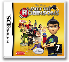 Meet the Robinsons DS cover (ARNP)