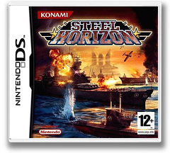 Steel Horizon DS cover (AS4P)