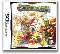 Children of Mana DS cover (ASEP)