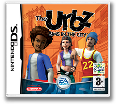 The Urbz - Sims in the City DS cover (ASIP)
