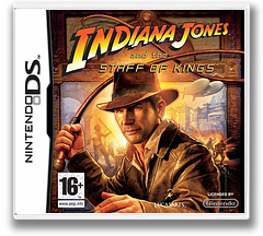 Indiana Jones and the Staff of Kings DS cover (AUJP)