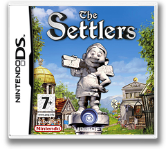 The Settlers DS cover (AUZP)