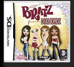 Bratz - Forever Diamondz DS cover (AVDI)