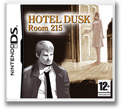 Hotel Dusk - Room 215 DS cover (AWIP)