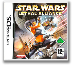 Star Wars - Lethal Alliance DS cover (AWUP)