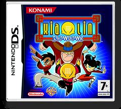 Xiaolin Showdown DS cover (AXLP)