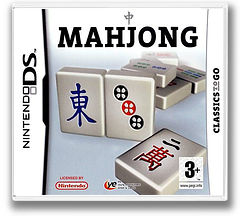 Mahjong DS cover (AXOP)