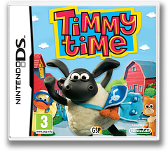 Timmy Time DS cover (B24P)