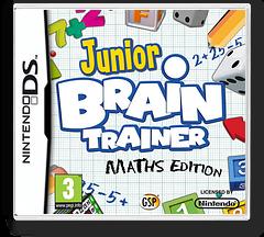 Junior Brain Trainer DS cover (B2EX)