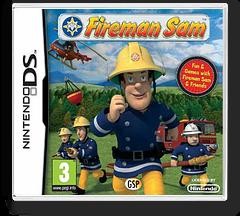 Fireman Sam DS cover (B3FP)