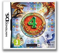 4 Elements DS cover (B4EX)