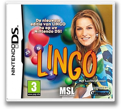 Lingo met Lucille Werner DS cover (B5LH)
