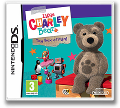 Little Charley Bear - Toybox of Fun DS cover (B68P)