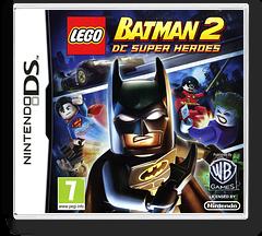 LEGO Batman 2 - DC Super Heroes DS cover (B6FP)