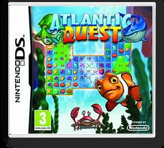 Jewel Link - Atlantic Quest DS cover (B6QZ)
