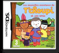 Les Nouvelles Aventures de T'choupi et Ses Amis DS cover (B78F)