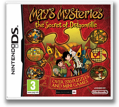 May's Mysteries - The Secret of Dragonville DS cover (B8HX)
