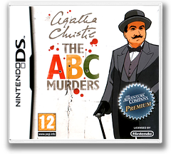 Agatha Christie - The ABC Murders DS cover (BAGX)