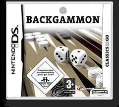 Backgammon DS cover (BBND)