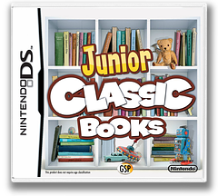 Junior Classic Books DS cover (BBQP)