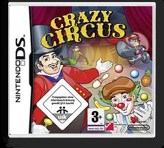 Crazy Circus DS cover (BCCP)