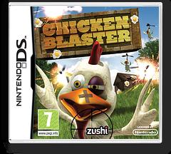 Chicken Blaster DS cover (BCHP)