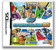 Sports Island DS DS cover (BD2P)