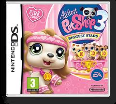 Littlest Pet Shop 3 - Biggest Stars - Pink Team DS cover (BE9P)