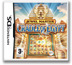 Jewel Master - Cradle of Egypt DS cover (BEGP)