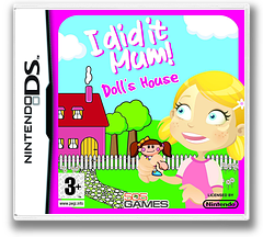 I Did It Mum! - Doll's House DS cover (BEHP)