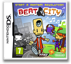Beat City DS cover (BEYP)