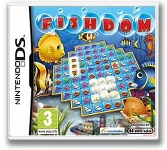 Fishdom DS cover (BFDX)