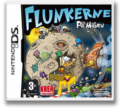 Flunkerne - På Månen DS cover (BFKX)