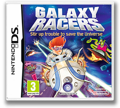 Galaxy Racers DS cover (BGQP)