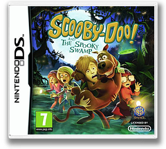Scooby-Doo! and the Spooky Swamp DS cover (BJ2P)