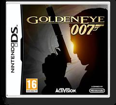 GoldenEye 007 DS cover (BJCI)