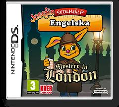 Josefin Skolhjälp - Engelska - Mystery in London DS cover (BL7N)