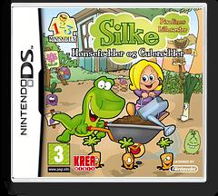 Silke - Pixelines Lillesøster - Hønsefødder og Gulerødder DS cover (BLXQ)