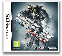 MX vs ATV Reflex DS cover (BMXP)