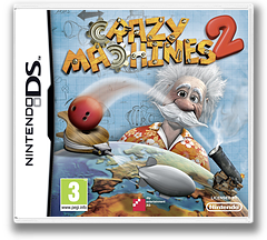 Crazy Machines 2 DS cover (BMZP)