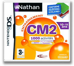 Nathan Entrainement CM2 DS cover (BN6F)