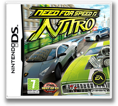 Need for Speed - Nitro DS cover (BNNP)