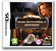 Magic Encyclopedia II - Moonlight DS cover (BNOP)