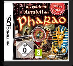Pharaoh's Golden Amulet DS cover (BOUP)