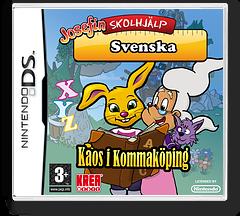 Josefin Skolhjälp - Svenska - Kaos i Kommaköping DS cover (BP8M)