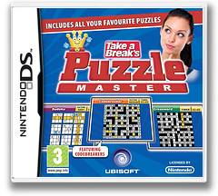 Take a Break's Puzzle Master DS cover (BPJP)