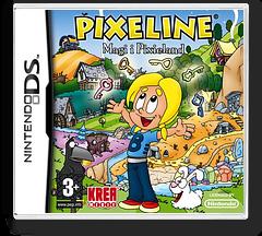 Pixeline - Magi i Pixieland DS cover (BPXQ)