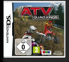 ATV Quad Kings DS cover (BQKP)