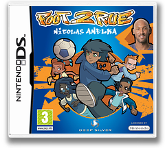Foot 2 Rue - Nicolas Anelka DS cover (BSFP)
